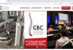 Acesse e inscreva-se no XVII CBC 2019