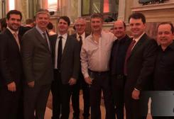 Cirurgiões de coluna brasileiros participam do 53º Annual Meeting & Course Scoliosis Research Society