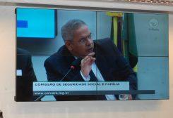 SBC participa de reunião técnica do GT da Tabela SUS na Câmara dos Deputados