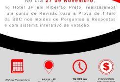 27 de Novembro de 2019 – Revisão para prova SBC