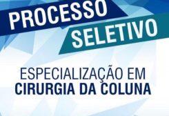 Processo Seletivo -Especialização em Cirurgia da Coluna – Instituto da Coluna / Hospital Lifecenter – Ortopédico