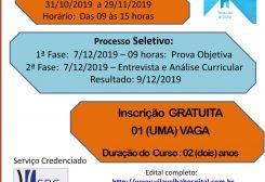 Processo Seletivo 2019-2020 R4 – Coluna Vertebral